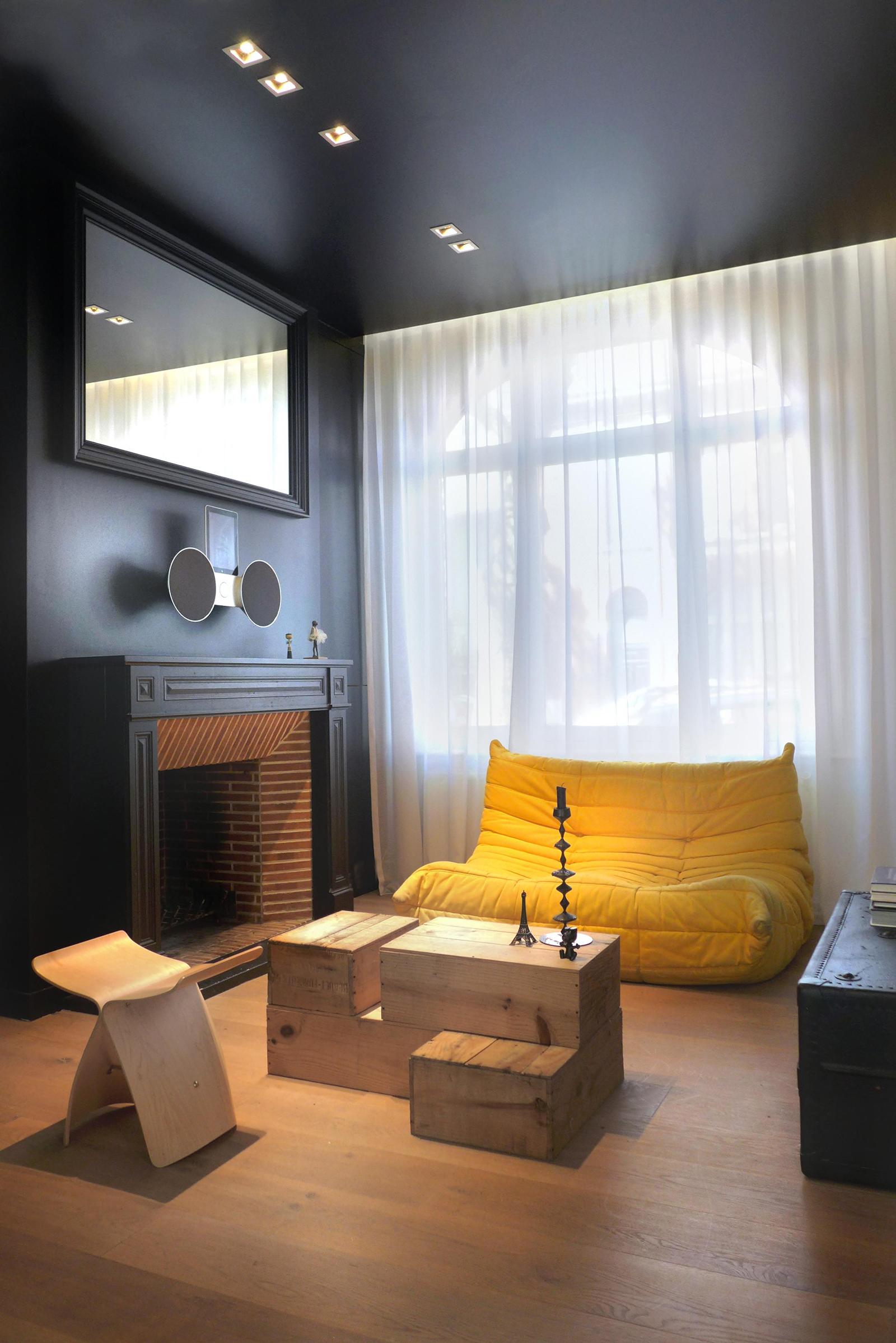 maison 1930 extension des possibles viving. Black Bedroom Furniture Sets. Home Design Ideas