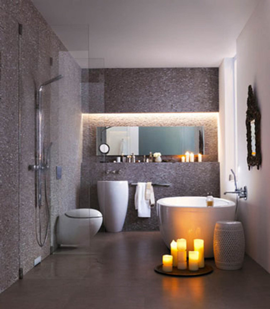 Le r ve de la douche l italienne viving - Photos douche italienne design ...