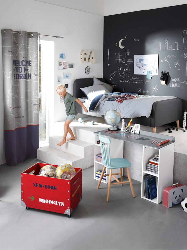 Quelle d co pour une chambre d enfant viving - Chambre scandinave vert ...