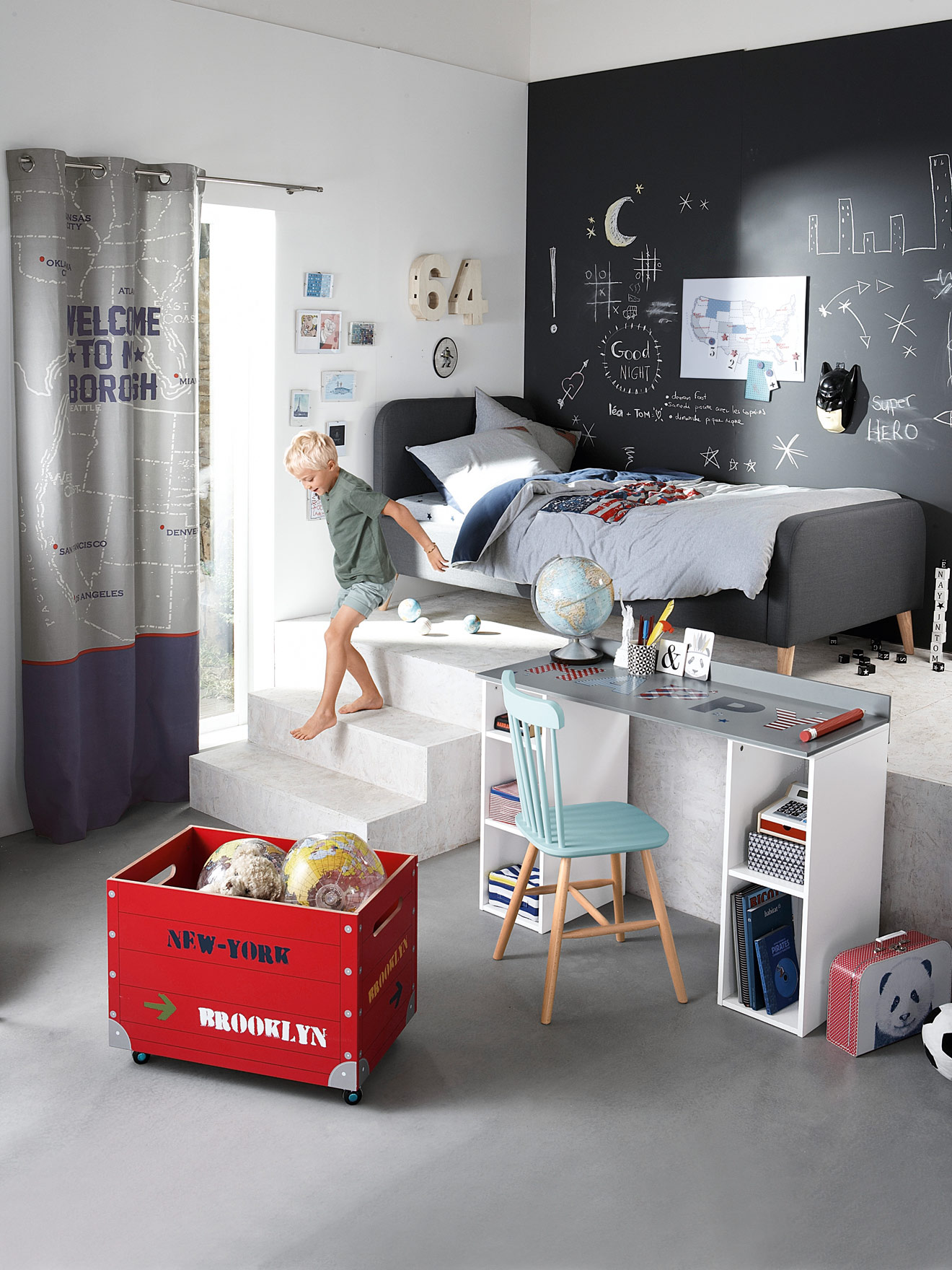 Inspiration chambre, idées de décoration et d'aménagement pour ...