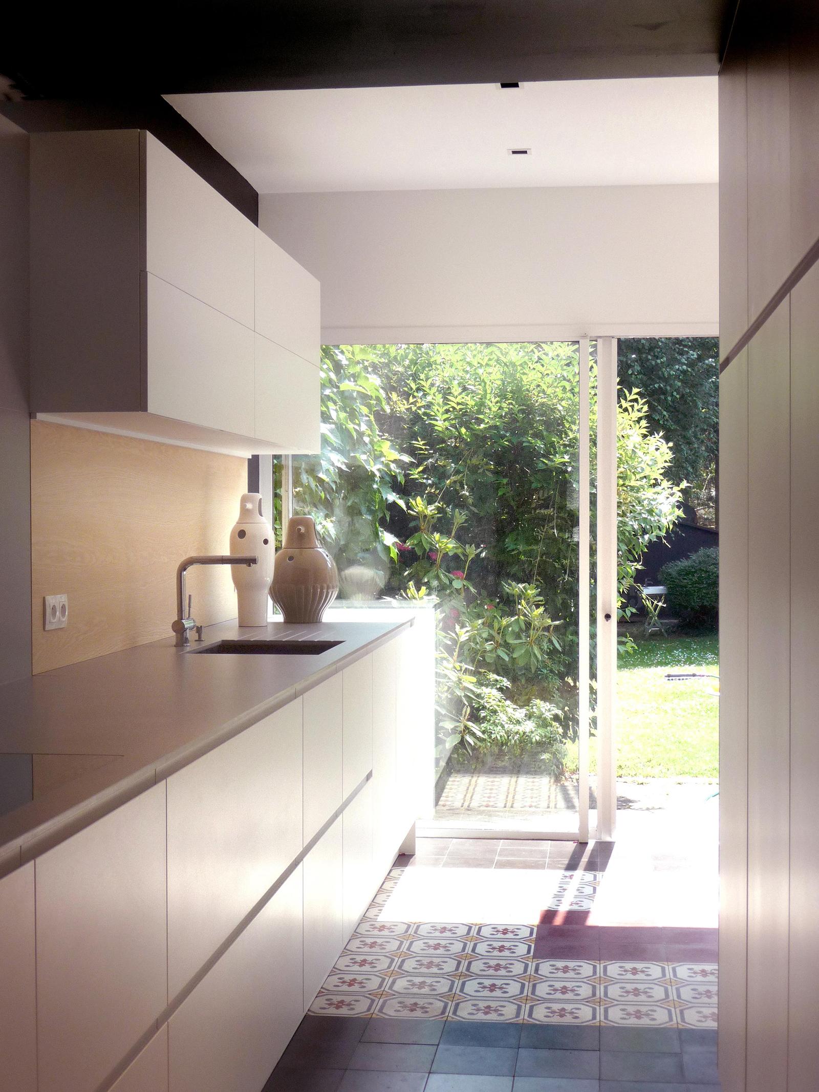 maison annee 30 viving. Black Bedroom Furniture Sets. Home Design Ideas