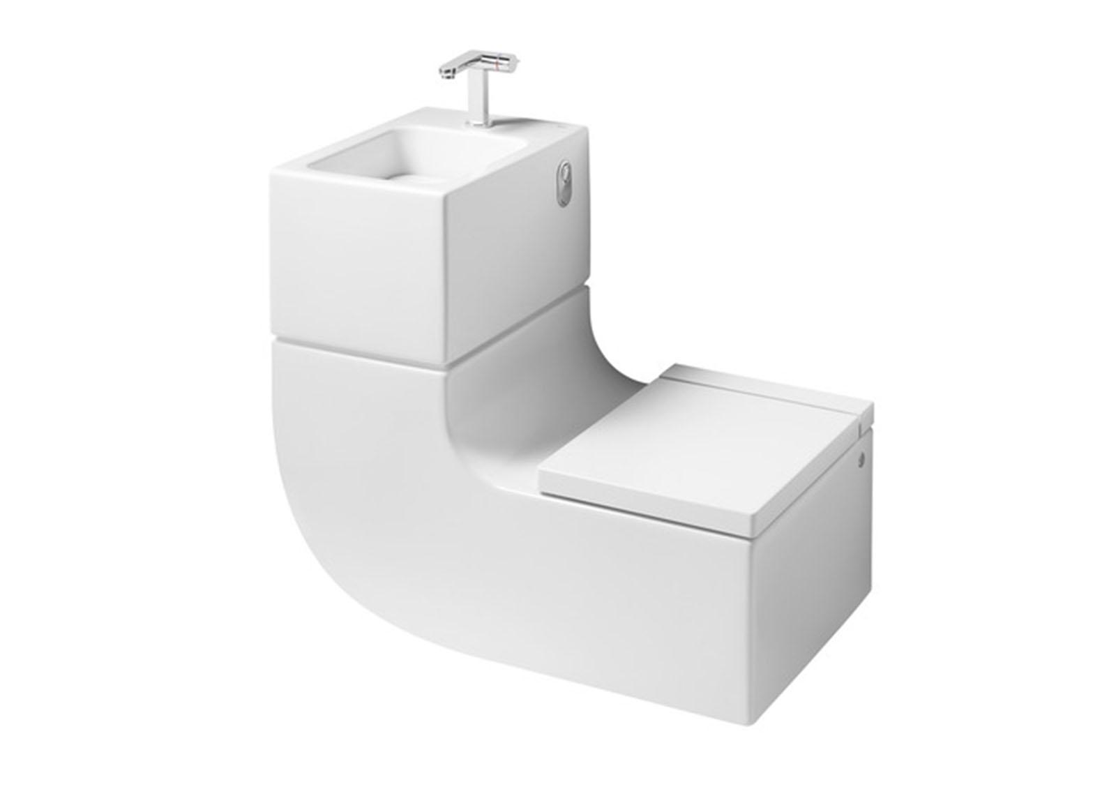 Amenagement salle de bain petit espace viving for Amenagement salle de bain petit espace