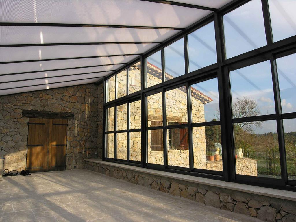 Cantini-Metal-veranda-extension-acier-sur-mesure