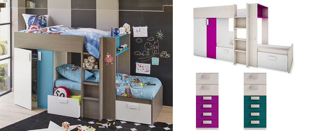 quelle d co pour une chambre d enfant viving. Black Bedroom Furniture Sets. Home Design Ideas