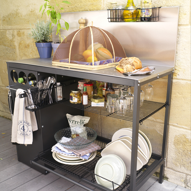 Table exterieur castorama castorama table de jardin with - Table de cuisine castorama ...