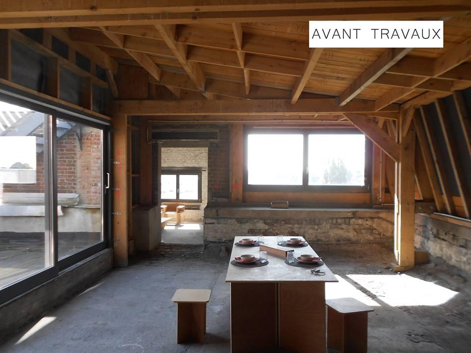 grange sous toit extension des possibles viving. Black Bedroom Furniture Sets. Home Design Ideas
