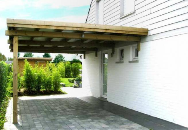 Quels matériaux pour construire un carport ? - Viving
