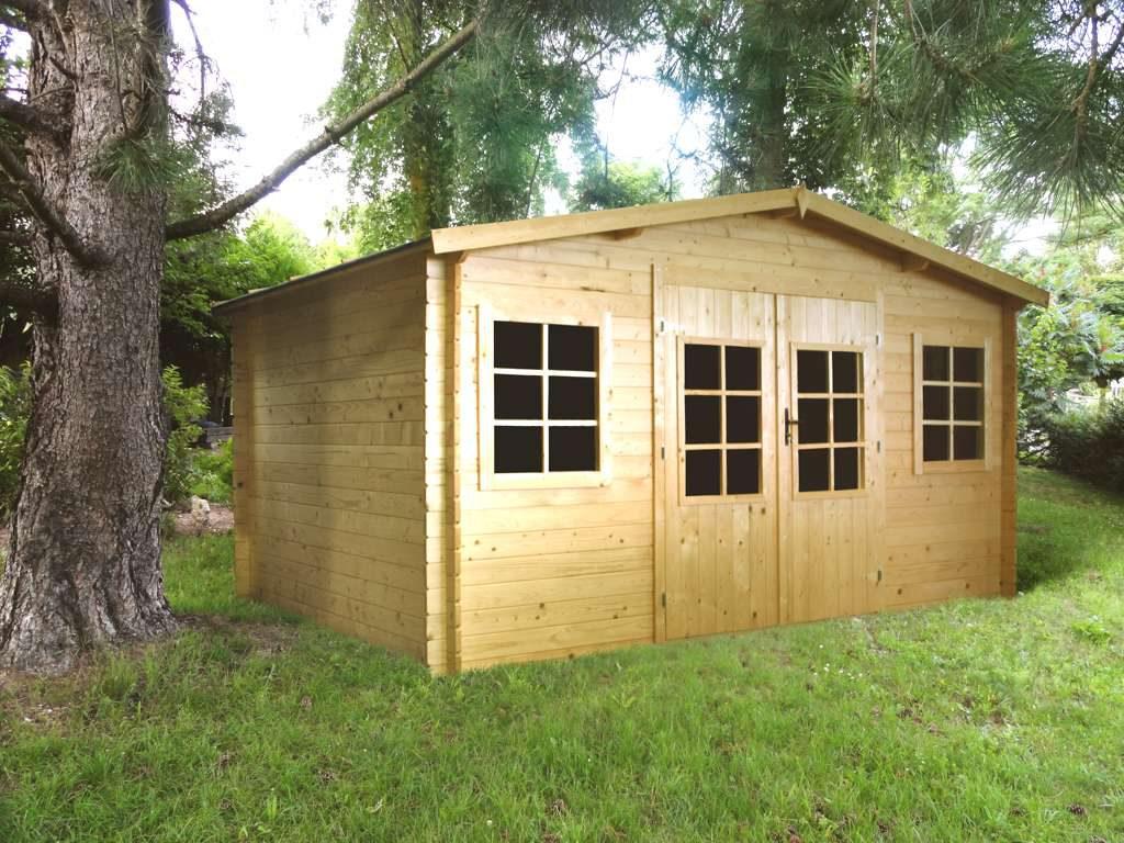 Quelle essence de bois choisir pour son abri de jardin ? - Viving