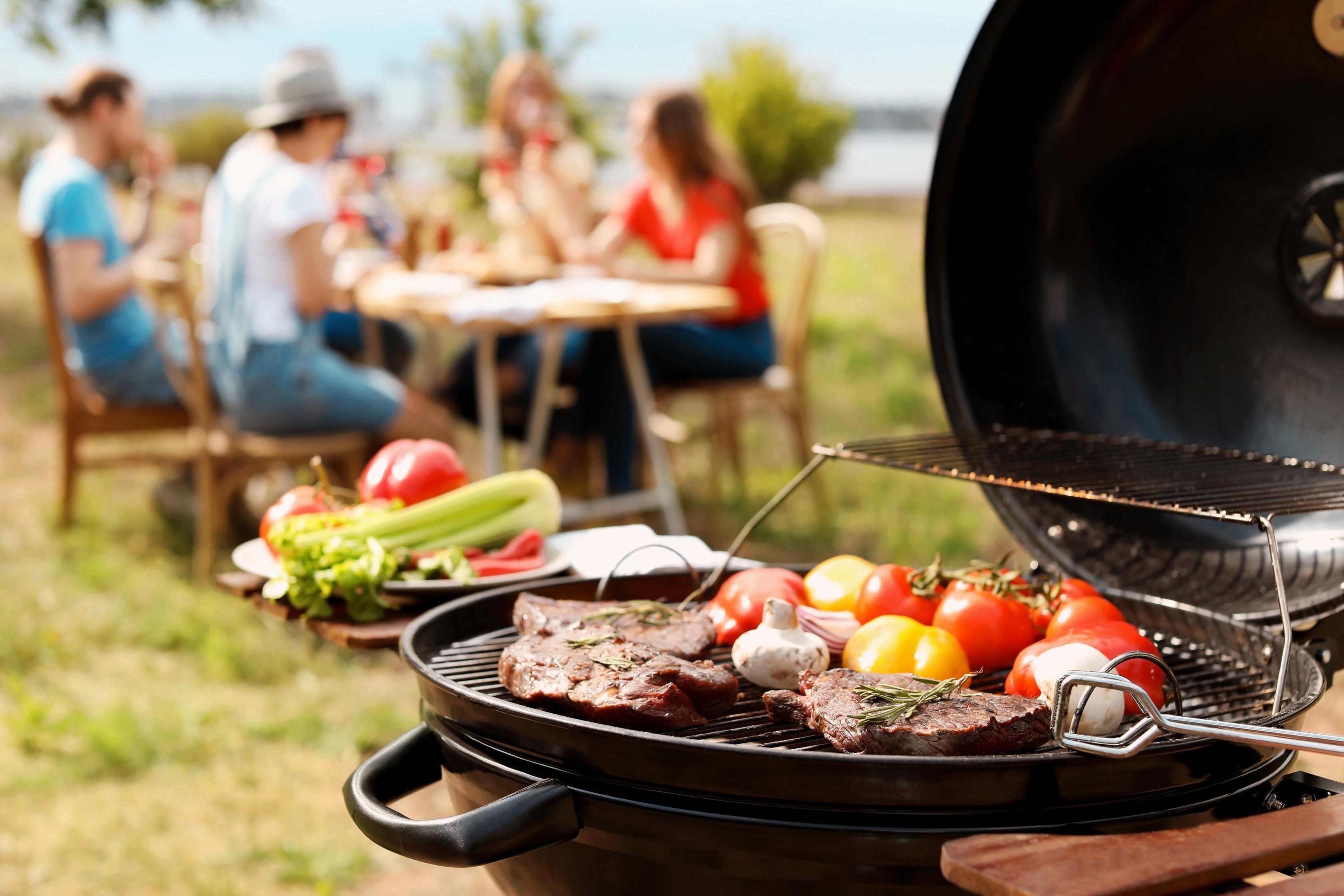 Enlever La Rouille Sur Une Grille De Barbecue comment entretenir son barbecue ? - salon viving